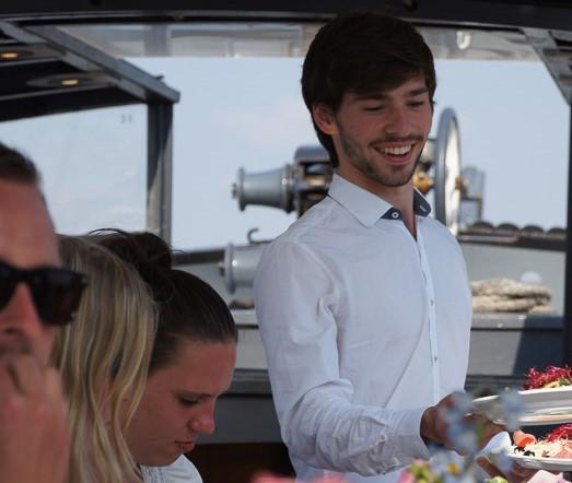 Lunchboot