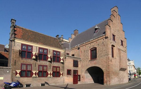 Afbeeldingsresultaat voor gevangenpoort Den Haag