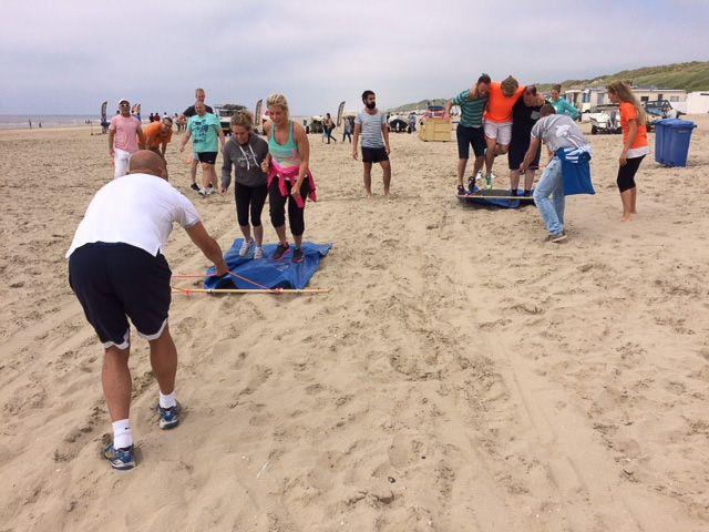 Beach Zeskamp