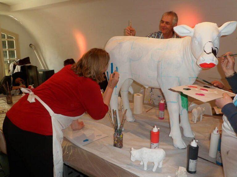Workshop Dieren Beschilderen