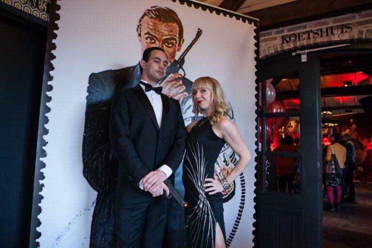 James Bond party