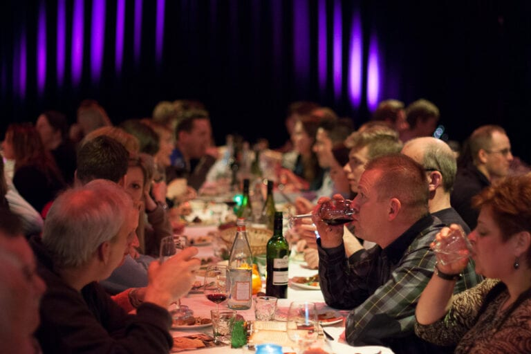 Ranking the Company Dinerspel