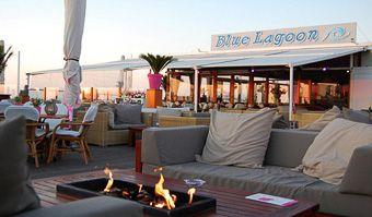 Strandpaviljoen Blue Lagoon