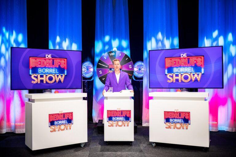 Bedrijfsborrel Show