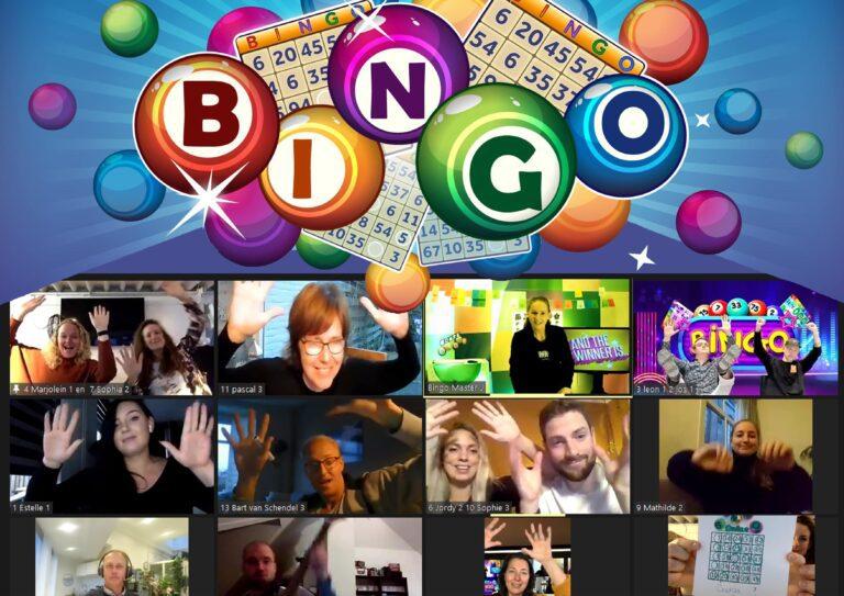 Online Hilarische Bingo
