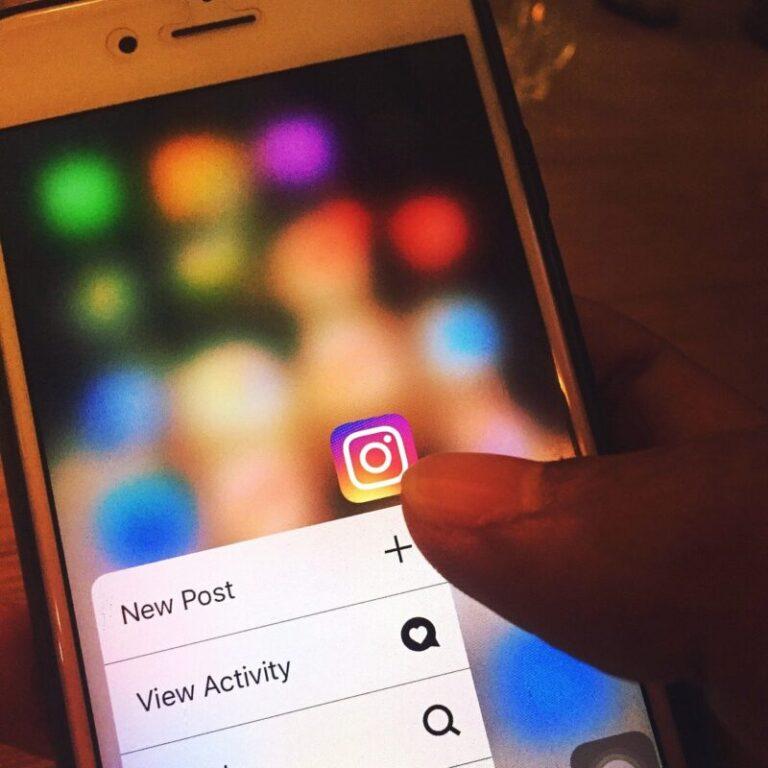 Online Instagram Workshop
