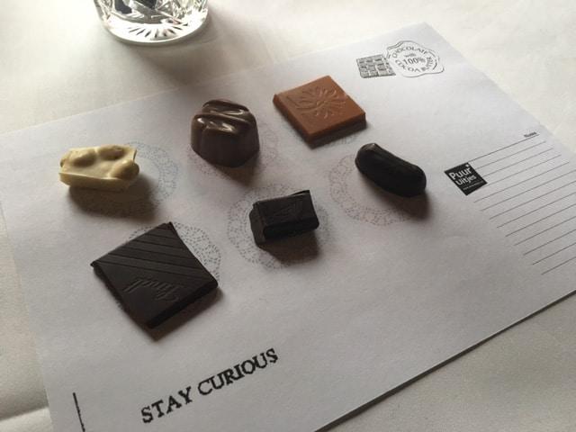 Chocoladeproeverij