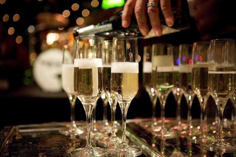 Champagneproeverij