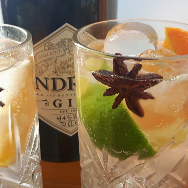 Gin & Tonicproeverij