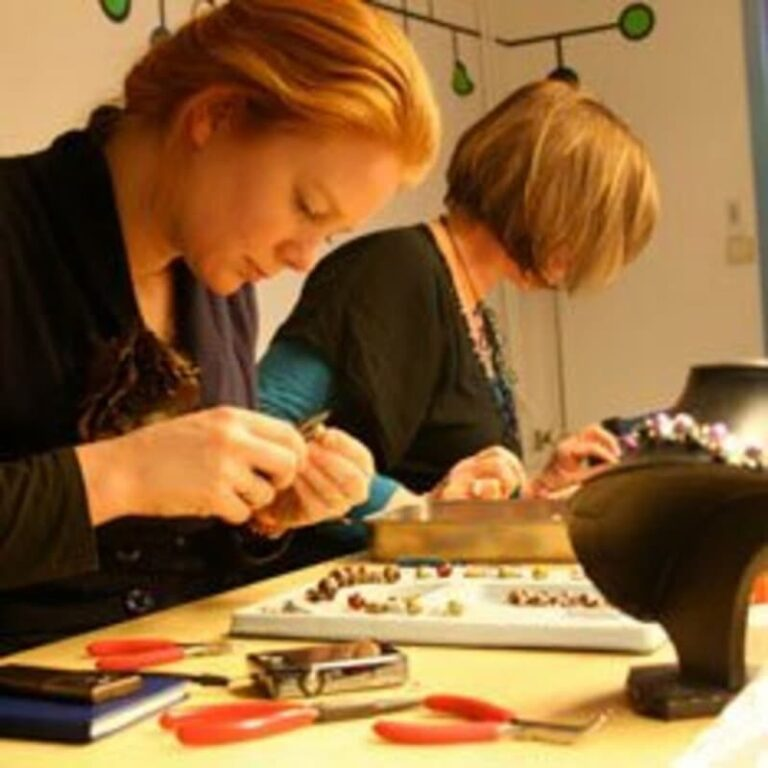 Sieraden Workshop